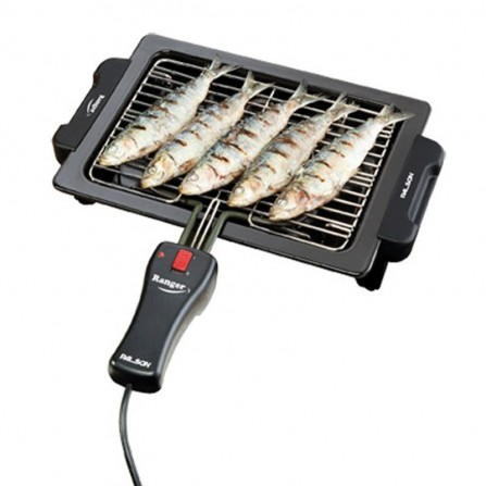 Barbecue grill Palson 1000 Watt - Noir (PALS-30558)