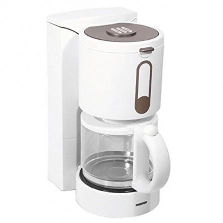 Cafetière 12 tasses Thomson 1000 Watt 1,25L - Noir (THCO06030)