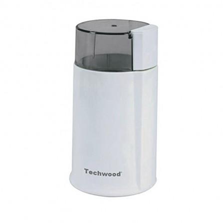 Moulin à café Techwood 160 Watt 50g - Blanc (TMC-884)