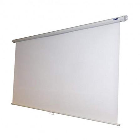 Ecran de projection mural Oray manuel cineflex 180 x 180 cm - Blanc (MPP01B1180180)