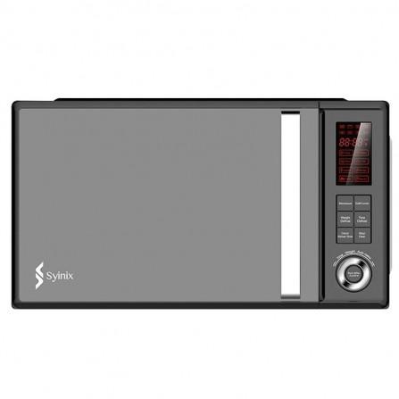 Micro onde Syinix 1000 Watt - 23L - Noir (MW1023-02D)