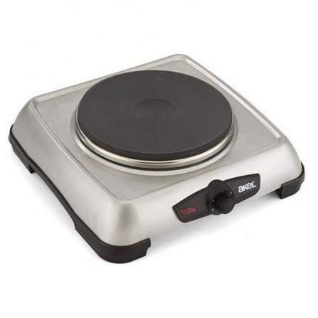 Plaque de cuisson électrique AKEL 1 Feu-Inox (AP-511)