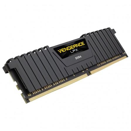 Mémoire PC Corsair CMK16GX4M1A2666C16 (16Go DDR4 2666 PC21300)
