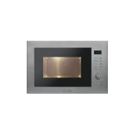 Micro Onde CANDY Encastrable 900W-25L-Silver (MIC25DGFX)