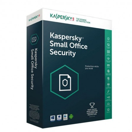 AntiVirus Kaspersky Small Office Security 6.0 (10 poste + 1 Serveur)