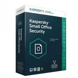 AntiVirus Kaspersky Small Office Security 6.0 (10 poste + 1 Serveur)