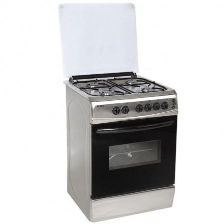 Cuisinière Klass 4 feux 60cm - Inox (CUIS.TG6640-I)