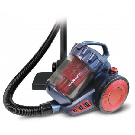 Aspirateur avec sac Thomson 800 Watt - Bleu ( THVC82280)