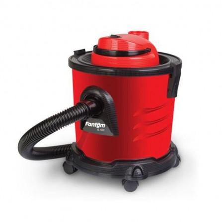Aspirateur avec sac Fantom 850 Watt - Rouge (KL-1000)