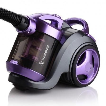Aspirateur sans sac WestingHouse 1200 Watt - Violet ( WFVCZX8211)