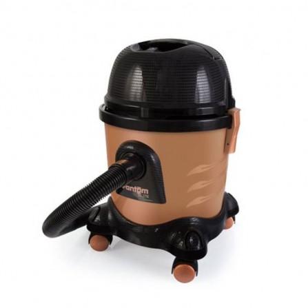 Aspirateur avec sac Fantom 850 Watt - Noir (DU-2750)
