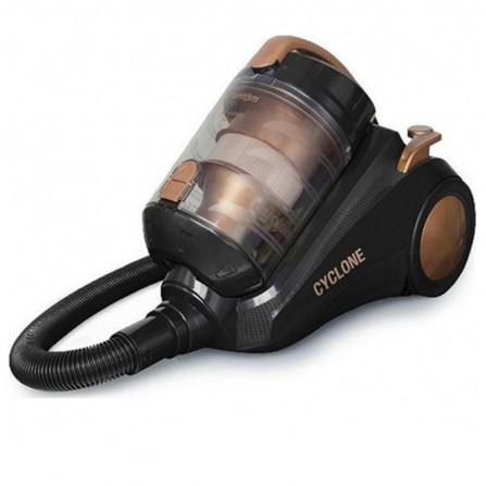 Aspirateur multicyclone Fantom 2200 Watt - Noir (TR-8600)