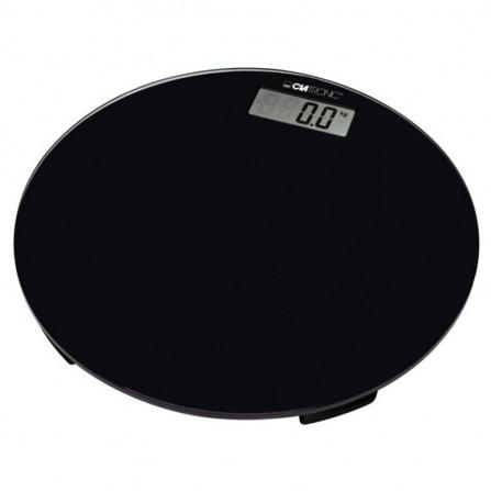 Pèse personne électronique Clatronic - Noir (PW3369)