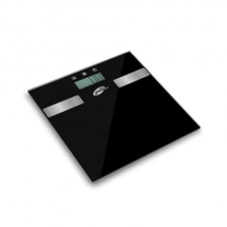 Pèse personne GoldMaster - Noir (GM-7192)