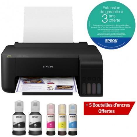 Imprimante Multifonction à réservoir intégré Epson L3110 Couleur - 3en1:
