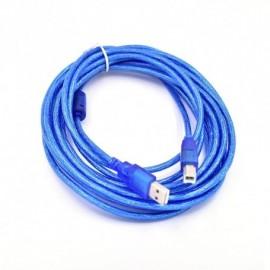 Câble USB pour Imprimante Blindé 5M