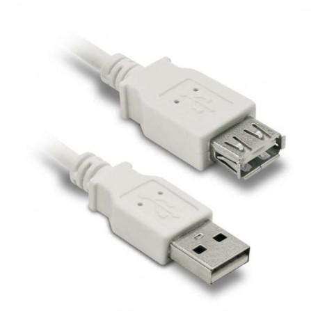 Rallonge USB 2.0 1.5M BLanc