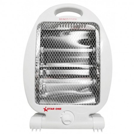 Chauffage électrique StarOne 800 Watt - Blanc ( TCQH82)