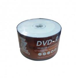Bobine 50 DVD-R 16X 4.7 GB Imprimable (DVD-R-IMP)