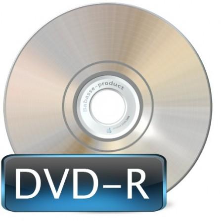 CD DVD-R Vierge 4,7GB King Pro (DVD-R-1)