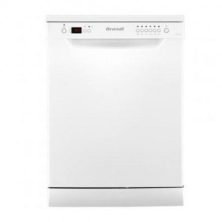 Lave vaisselle BRANDT  12 Couverts Blanc (DFH12227W)