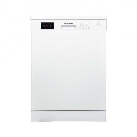 Lave Vaisselle TELEFUNKEN 12 couverts Blanc (MACHLAVE-V412W)