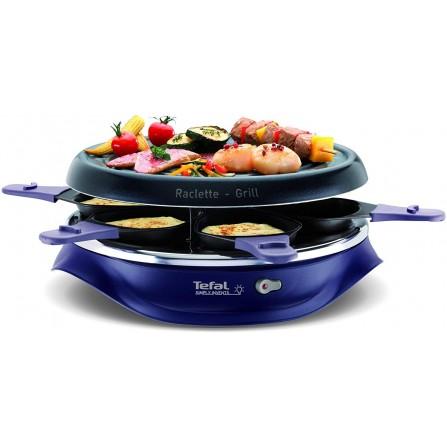 Appareil à raclette Tefal 850 Watt - Bleu (RE506412)