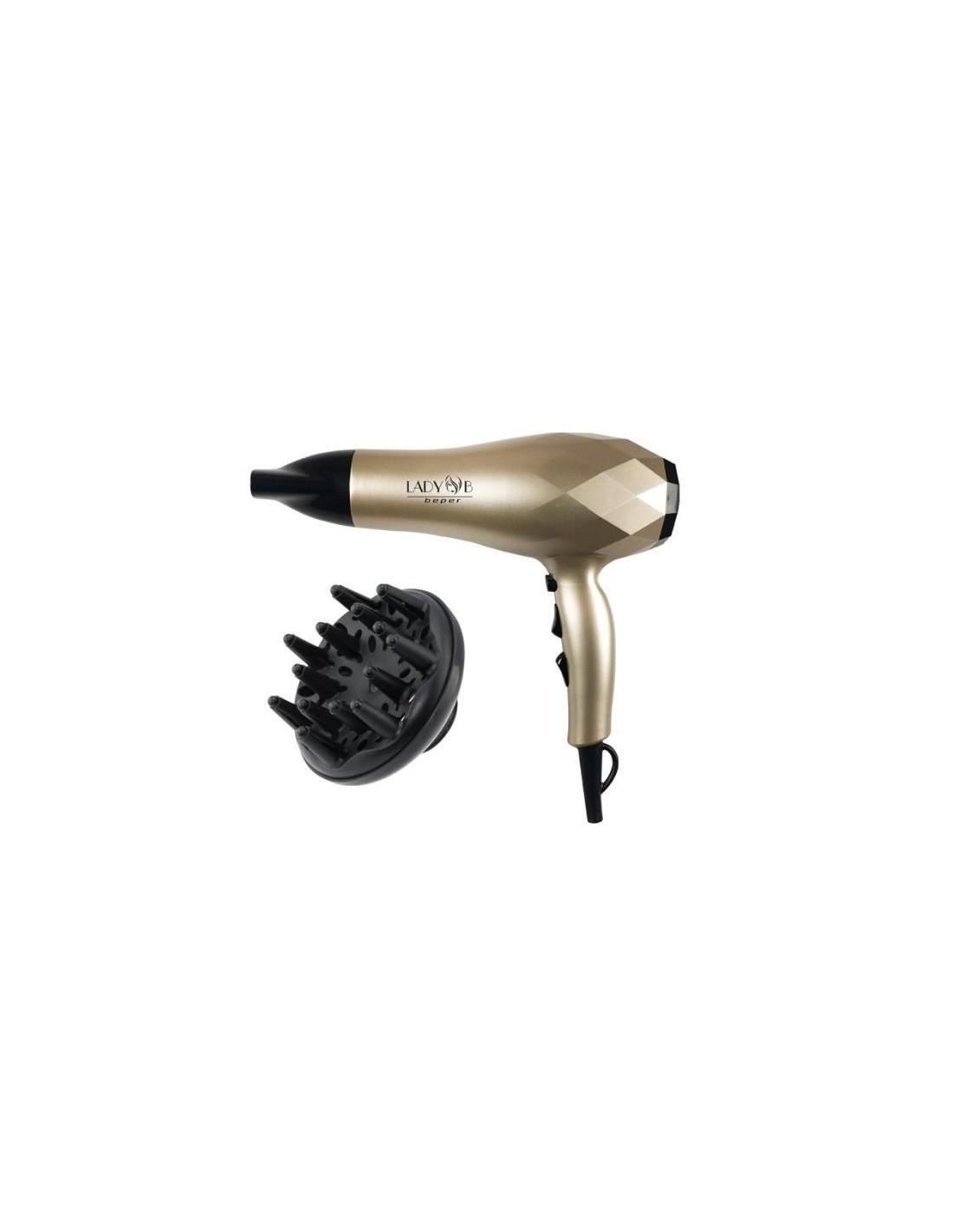 Sèche cheveux BEPER 2200 W Gold (40.403)