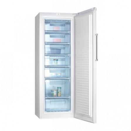 Congélateur armoire vertical CANDY DEFROST 380L - Blanc (CCOUS 6172WH )