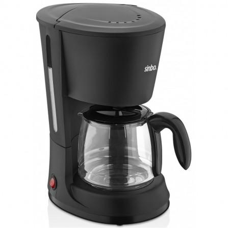 Machine à café à filtre Sinbo 800 Watt 0.75L - Noir (SCM-2953)