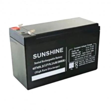 Batterie SUNSHINE pour Onduleur SH7-12 (12V/7Ah)