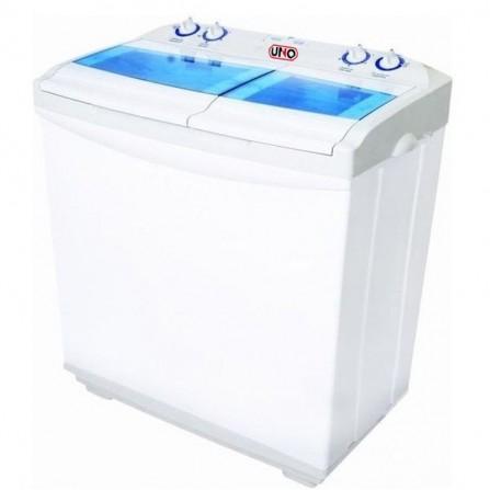 Machine à laver semi automatique UNO 9Kg - Blanc (UW080T- S)