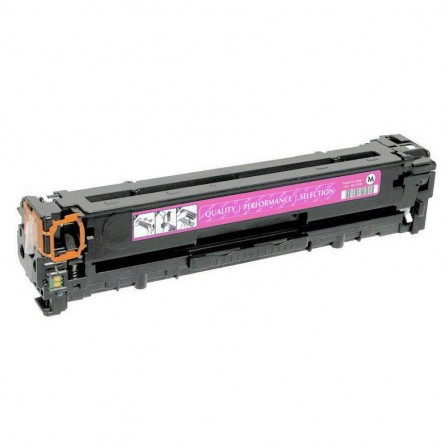 Toner Adaptable  HP LaserJet CF383A Pour HP 312A - Magenta