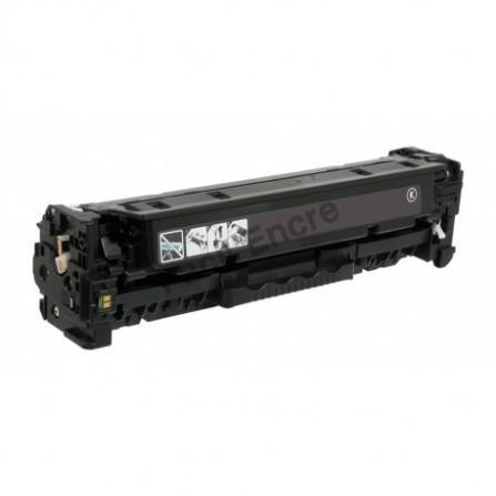 Toner Adaptable HP LaserJet CF380A Pour HP 312A - Noir