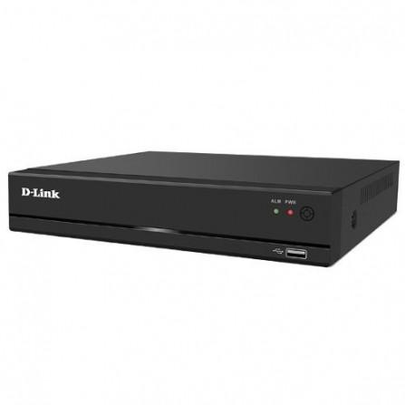 Enregistreur vidéo numérique D-Link DVR-F2108-M1 à 8 canaux (DVR-F2108-M1)