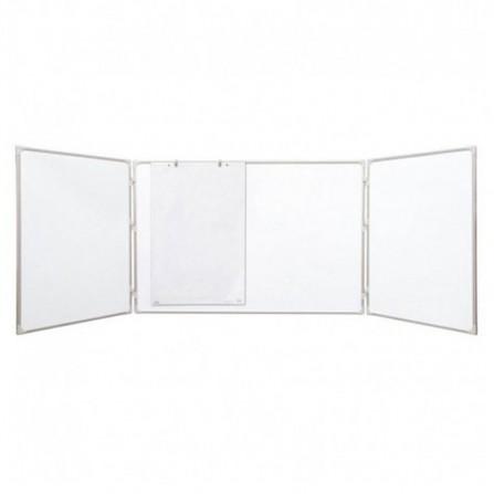 """Tableau Blanc 2X3 Multi Panneaux 180X120/360 """"TRS1218"""""""