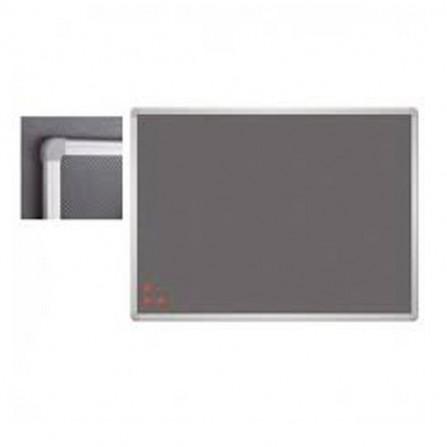Tableau d'affichage Magnétique PinMag 2X3 Surface Metal/Tissu 9