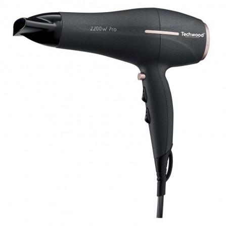Sèche cheveux Pro TECHWOOD 2200 Watt - Noir ( TSC-2296)