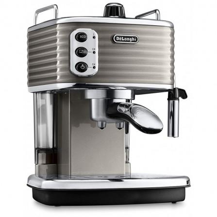 Machine à café Delonghi Scultura 1100 Watt - Gris (ECZ351.BG)