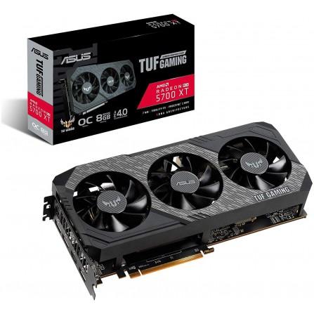 Carte Graphique ASUS TUF 3-RX 5700XT GAMING 8GB OC