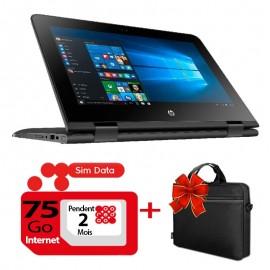Pc Portable HP Spectre x360-11-ab002nk Tactile / Dual Core / 4 Go