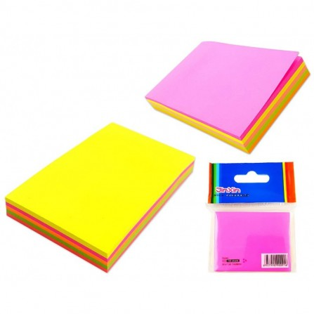 Stick Note 5 Couleur  51/ 38 FLUO-100F