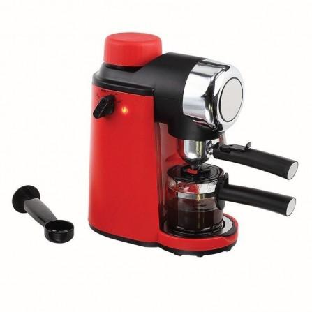 Machine à café expresso LIVOO 800 Watt- 0,24 L - Rouge (DOD159)