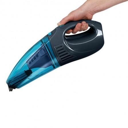 Aspirateur à main eau et poussières LIVOO - Bleu (DOH109V)