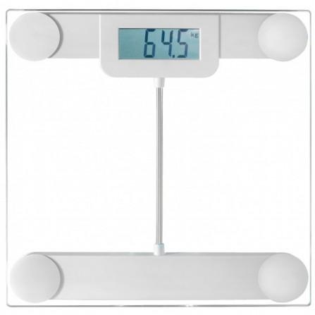 Pèse personne électronique Livoo - Blanc (DOM253-BLANC)
