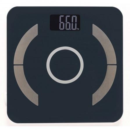 Pèse-personne Compatible LIVOO - Noir (DOS136)