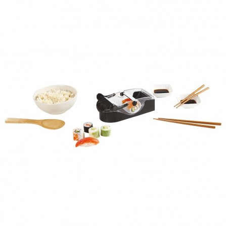 Kit de Sushis/Makis Livoo - Noir (MEN300)