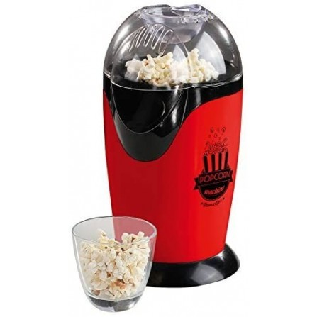 Machine à POP-CORN LIVOO - Rouge (DOM336)