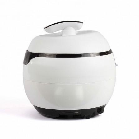Multi-cuiseur Livoo 950 Watt 4L - Blanc et Noir (DOC203)