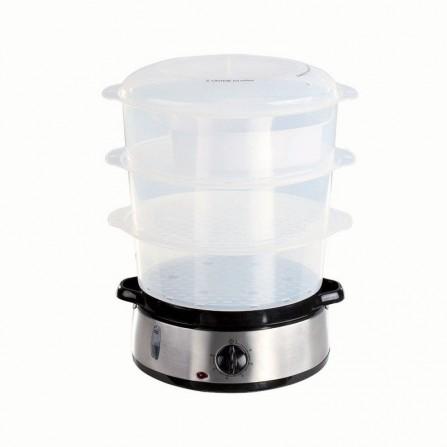 Cuiseur vapeur et riz 2en1 LIVOO - Blanc (DOC141)